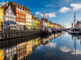 Nyhavn - Kopenhagen