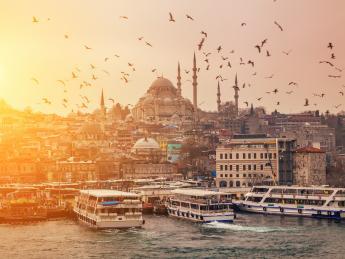 1505+Türkei+Istanbul+Suleymaniye_Mosque+GI-905082694