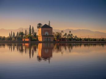 3649+Marokko+Marokko_-_Marrakesch+Menara-Garten+GI-577088095