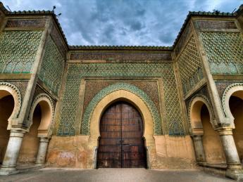 3634+Marokko+Meknes+Bab_Mansour+GI-178692781