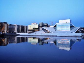 Opernhaus Oslo - Oslo