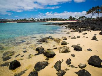 Playa de Las Cucharas - Costa Teguise