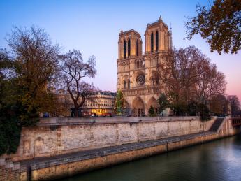 Kathedrale Notre-Dame de Paris - Paris