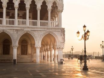 Markusplatz - Venedig