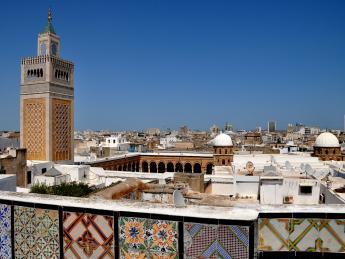 3617+Tunesien+Tunis+Zitouna_Moschee,_Medina+GI-114650249