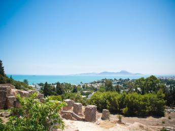 Ruinen von Karthago - Tunis