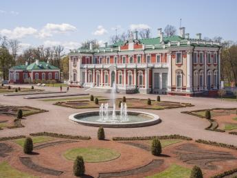 Schloss Kadriorg - Tallinn