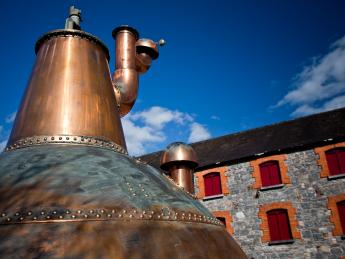 Old Jameson Distillery - Dublin