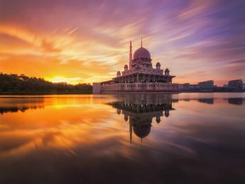 Putra-Moschee - Putrajaya