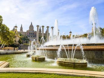 Font Màgica de Montjuïc - Barcelona