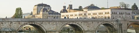 Impression von Autovermietung Skopje