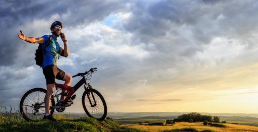 Fahrrad+radfahren+Sport+radwandern+radwanderwege