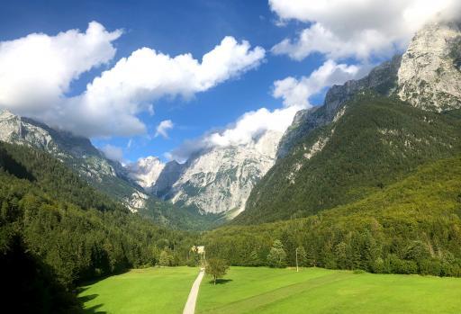 Slowenien-Log pod Mangartom-LVO