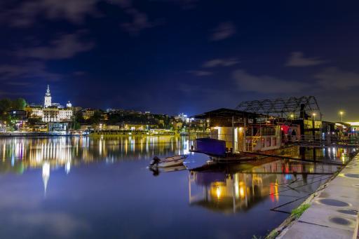 Serbien: Belgrad
