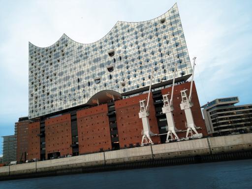 Deutschland: Hamburg - Elbphilharmonie