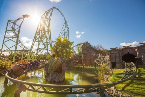 Freizeitparks: Hansa Park - Midgard