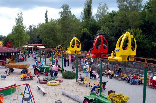 Freizeitpark: Freizeitpark Lochmühle - Helikopterbahn