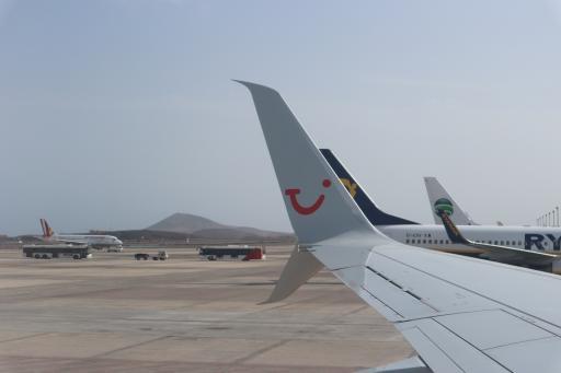 Gran Canaria - Flughafen - Tuifly - Ryanair