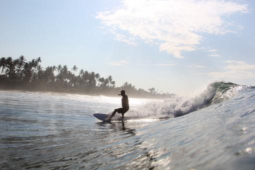 Sri Lanka: Ahangama Surf School Sri Lanka