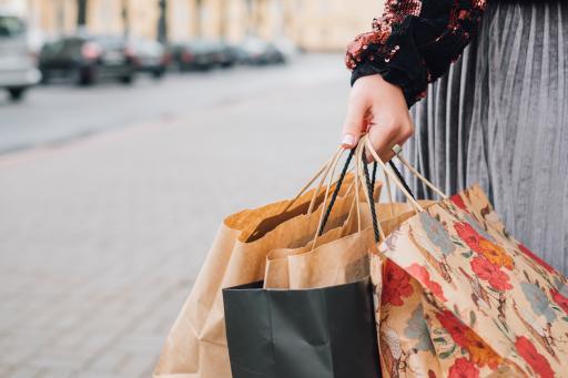 Einkaufstaschen+Shopping