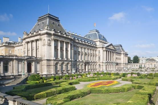 7168 + Belgique + Bruxelles + Königlicher_Palast + GI 182054079