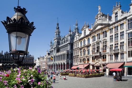 7168 + Belgique + Bruxelles + Grand_Place + GI 171206757