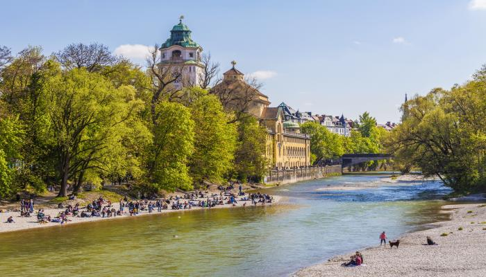Isar - München