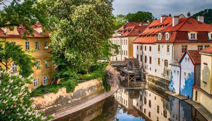 Kampa - Prag