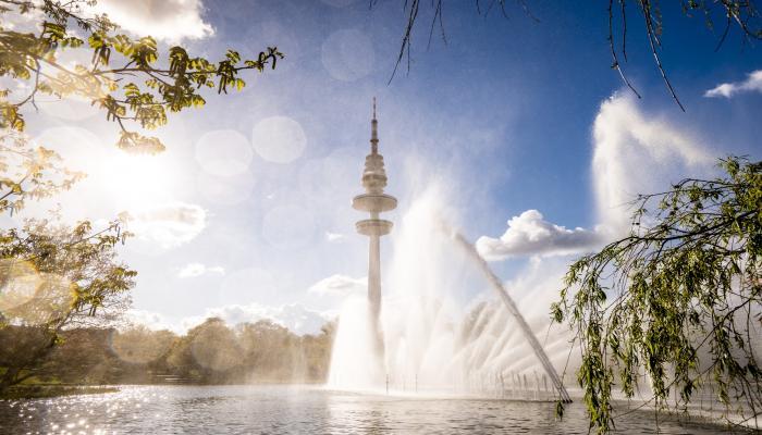 Park, Open Air - Hamburg