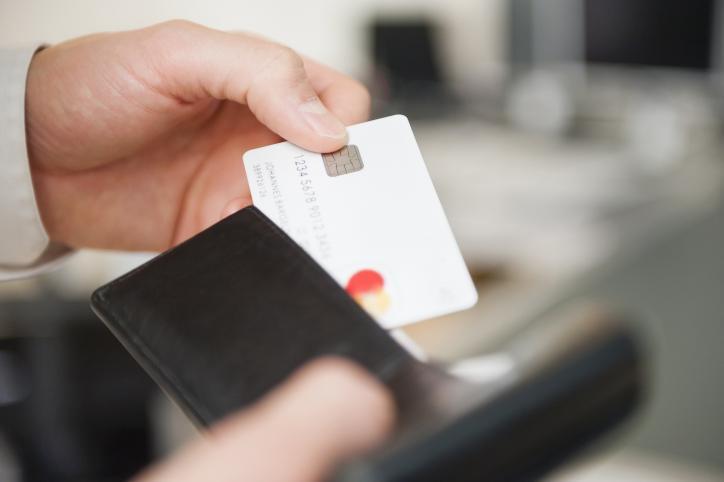 Autovermietung: Kreditkarte