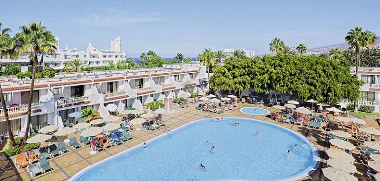 Allsun Hotel Los Hibiscos Playa De Las Americas Teneriffa