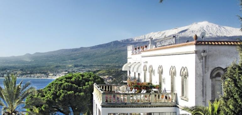 Hotel Bel Soggiorno in Taormina (Sizilien) buchen | CHECK24