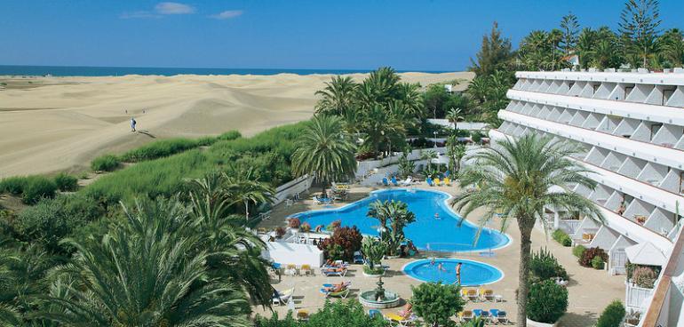 Santa Monica Suites Hotel Gran Canaria Playa Del Ingles