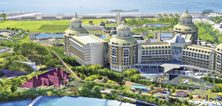 Hotel Delphin BE Grand Resort in Lara (Türkei) buchen