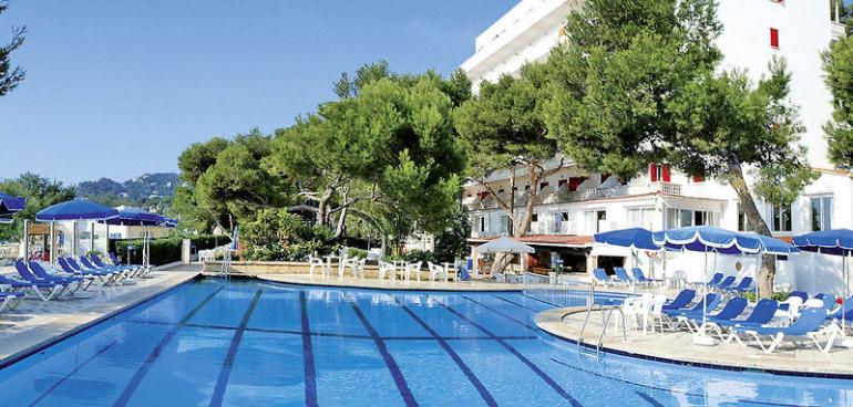 hotel universal hotel laguna in canyamel mallorca buchen check24 - Hotels Mit Glutenfreier Kuche Auf Mallorca