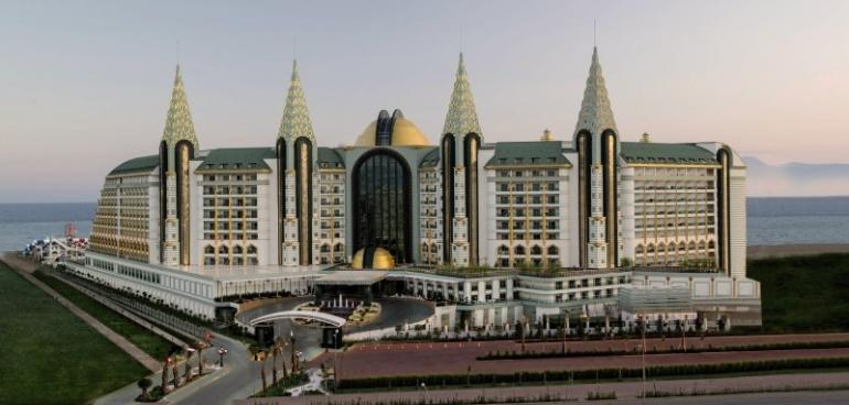Hotel Delphin Imperial in Lara buchen  CHECK24 ~ Staubsauger Delphin
