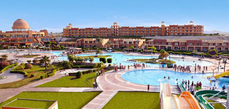 El Malikia Resort Abu Dabbab Nur Hotel