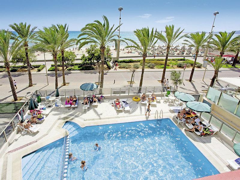 Hotel Riviera Playa Mallorca Urlaub In Playa De Palma