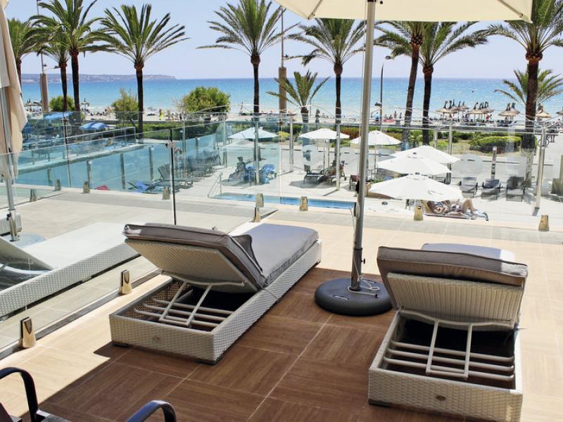 Hotel Negresco Mallorca Urlaub In Playa De Palma