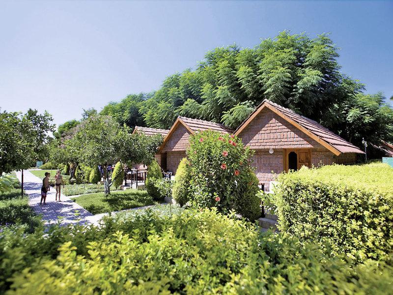 hotel can garden beach in side turkei buchen check24 With katzennetz balkon mit can garden beach resort side