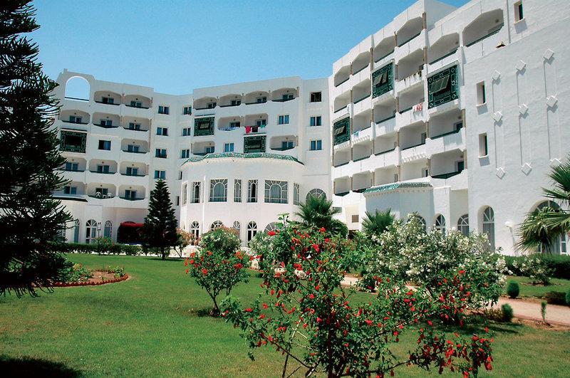 Hotel Jinene Beach Tunesien