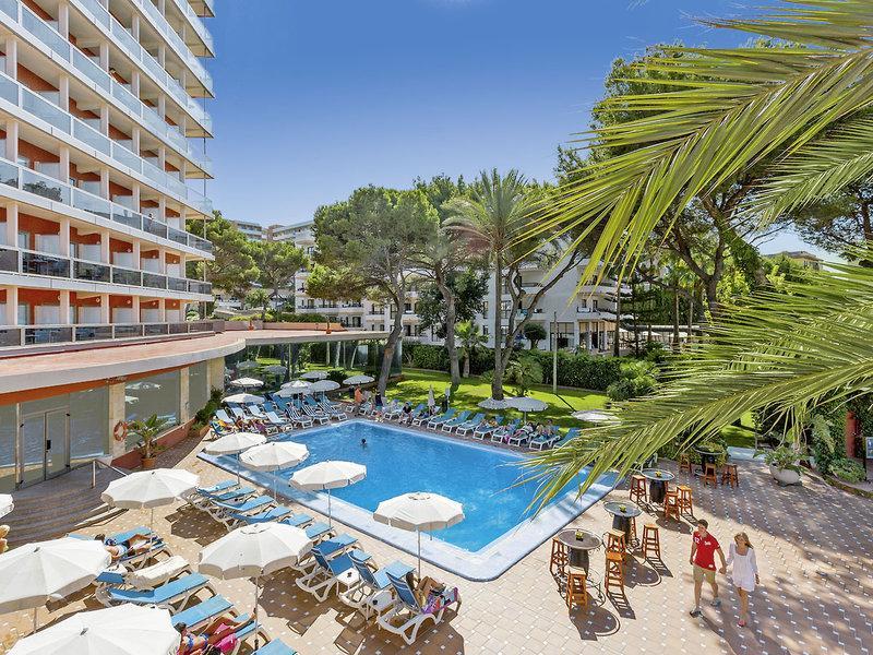 Hotel Oberlisco Plya De Palma