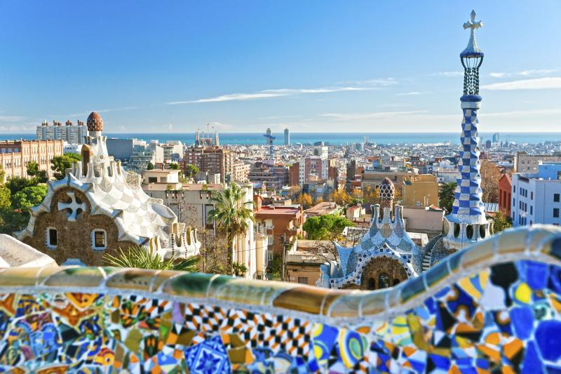 Spanien: Barcelona