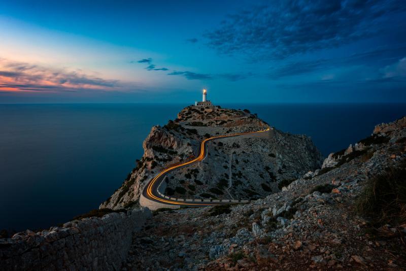 Spanien: Mallorca - Cap Formentor
