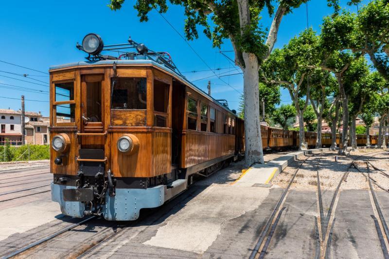 Mallorca für Jedermann - Soller Zug II