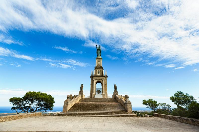 Mallorca für Jedermann - Kloster Sant Salvador