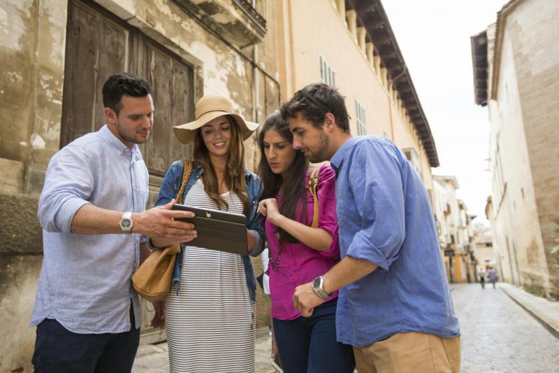 Mallorca für Jedermann - Stadt Gruppe Reiseführer