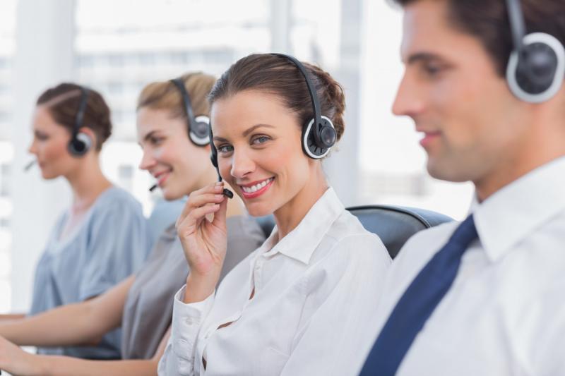 Mitarbeiter - Callcenter - Headset