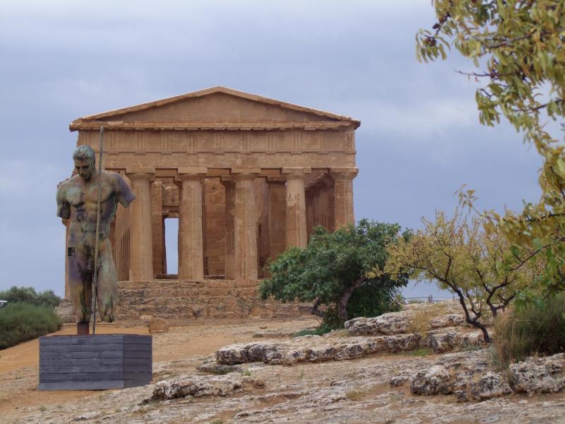 Italien: Sizilien - Agrigent -Tal der Tempel