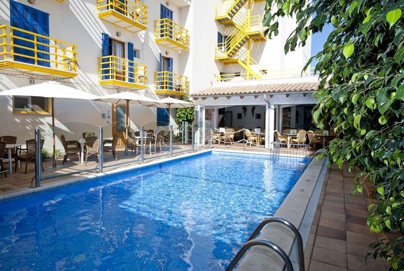 Hotel Smartline Bellavista Spa In Cala Ratjada